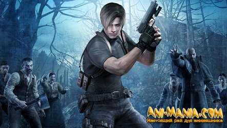 Resident Evil 4 - HD Edition (ENG)