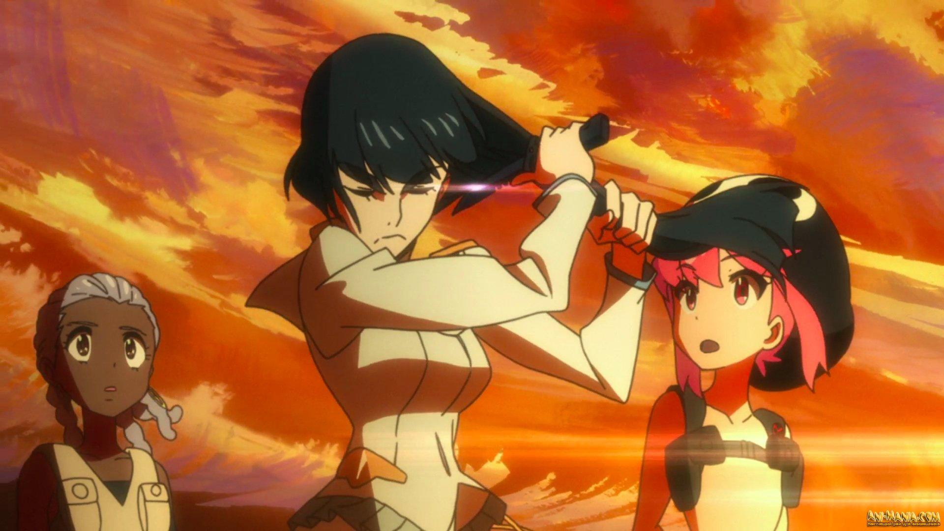 OVA «KILL la KILL»