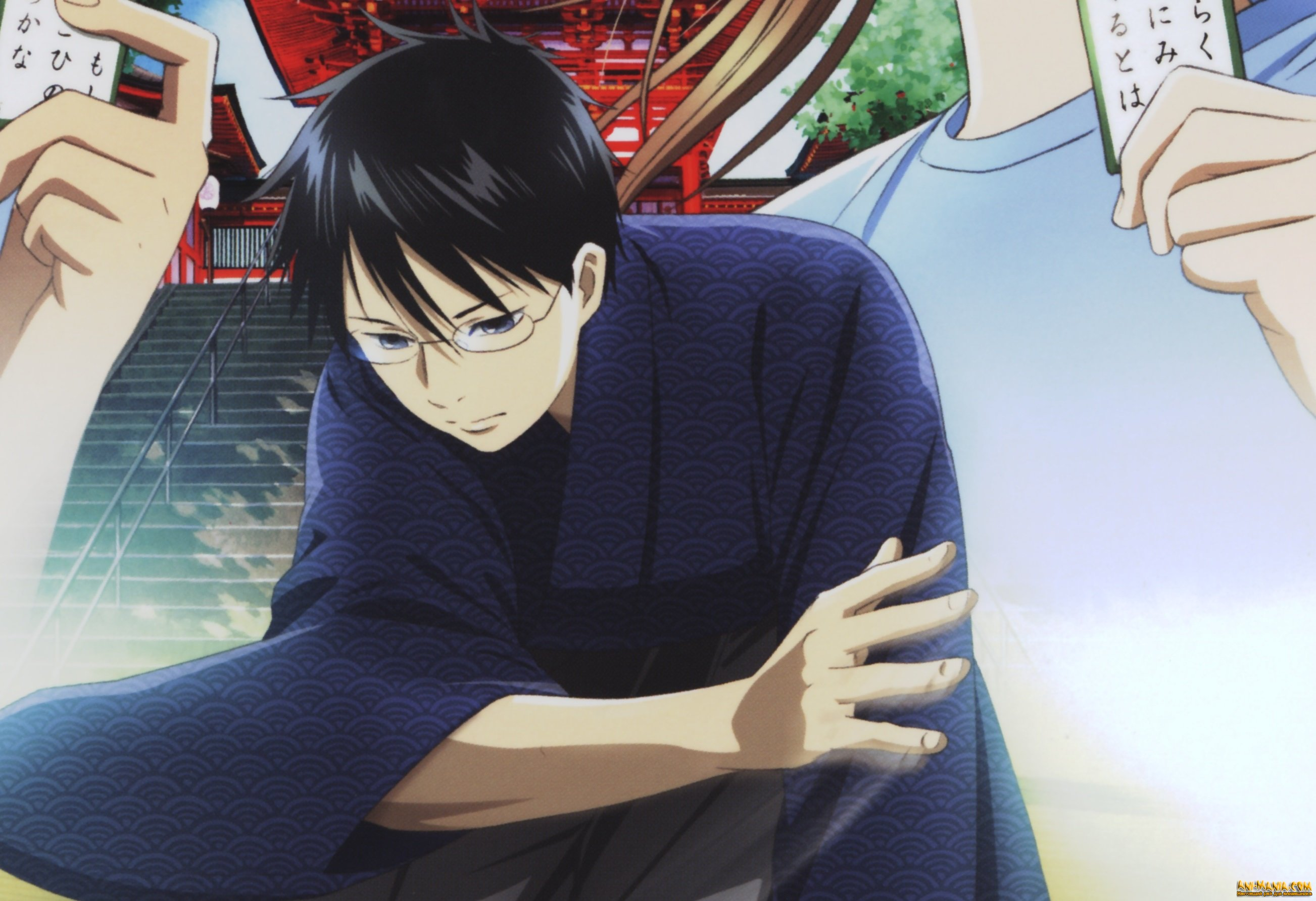 Третий сезон аниме «Chihayafuru»