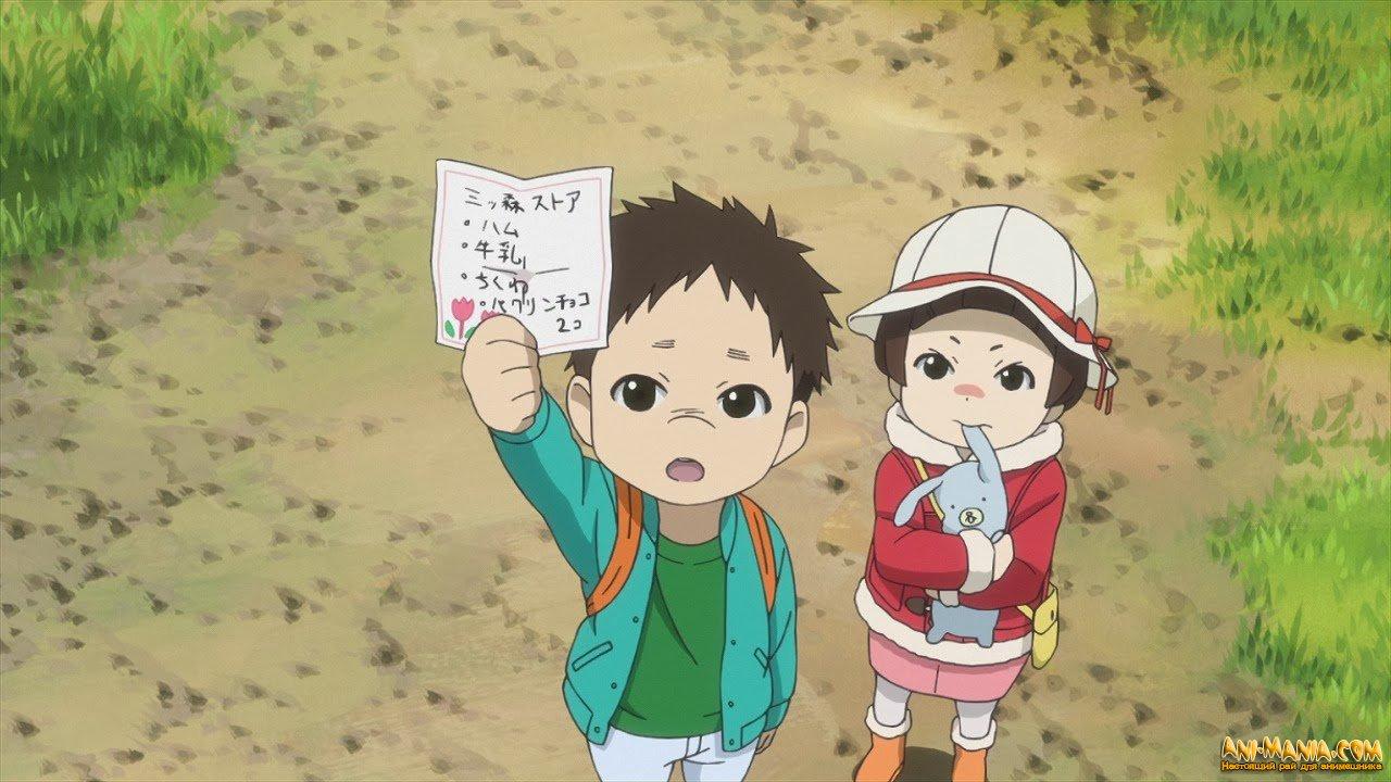 Новая OVA «Natsume Yuujinchou»