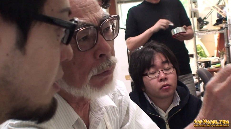 Нацумэ Сосэки и Миядзаки