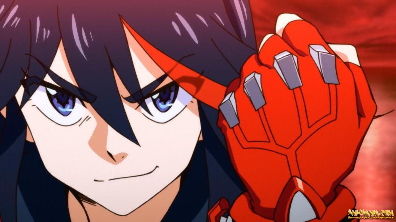 Манга-адаптация аниме «Kill la Kill»