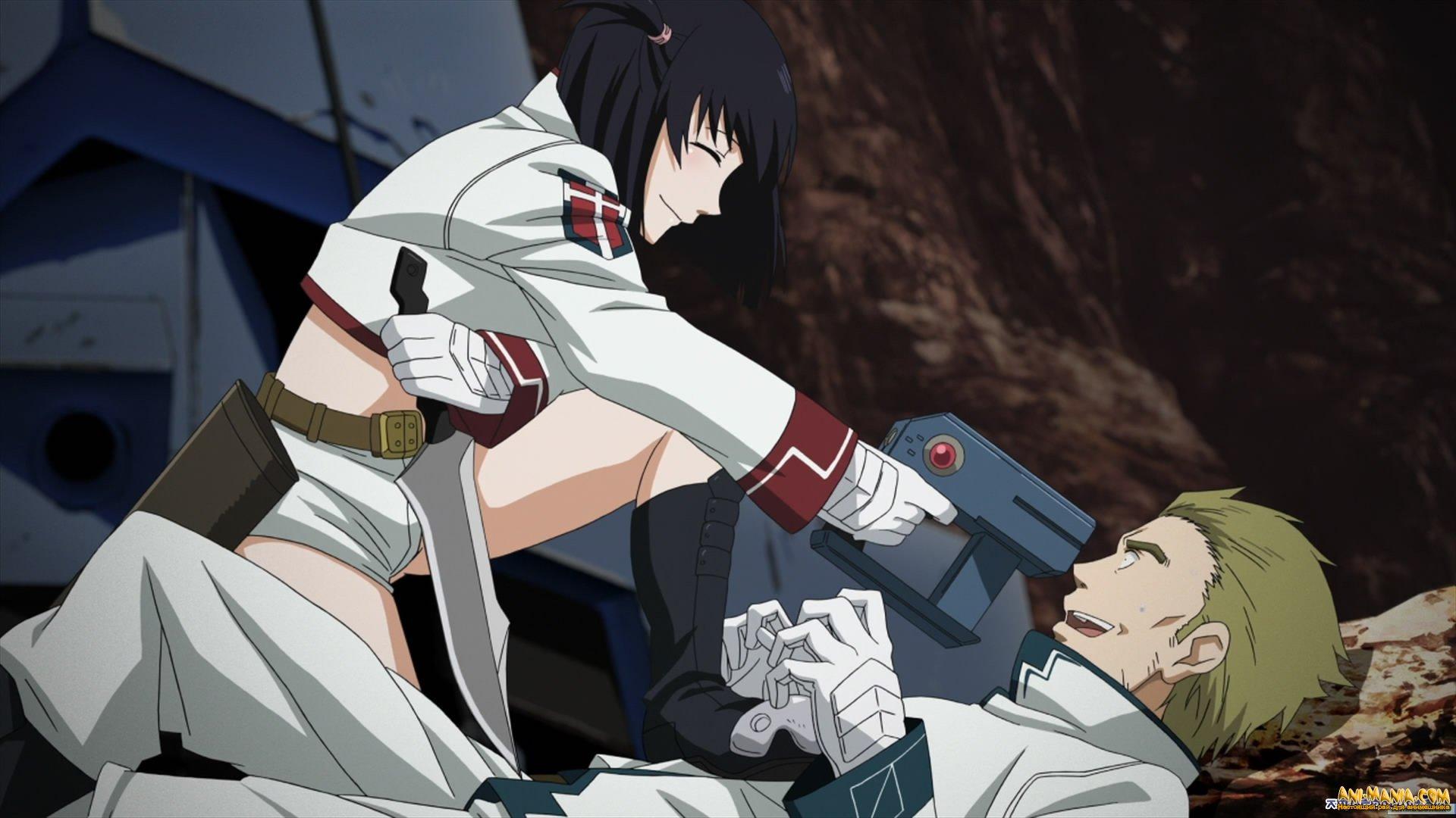 Новая аниме-адаптация манги «Broken Blade»