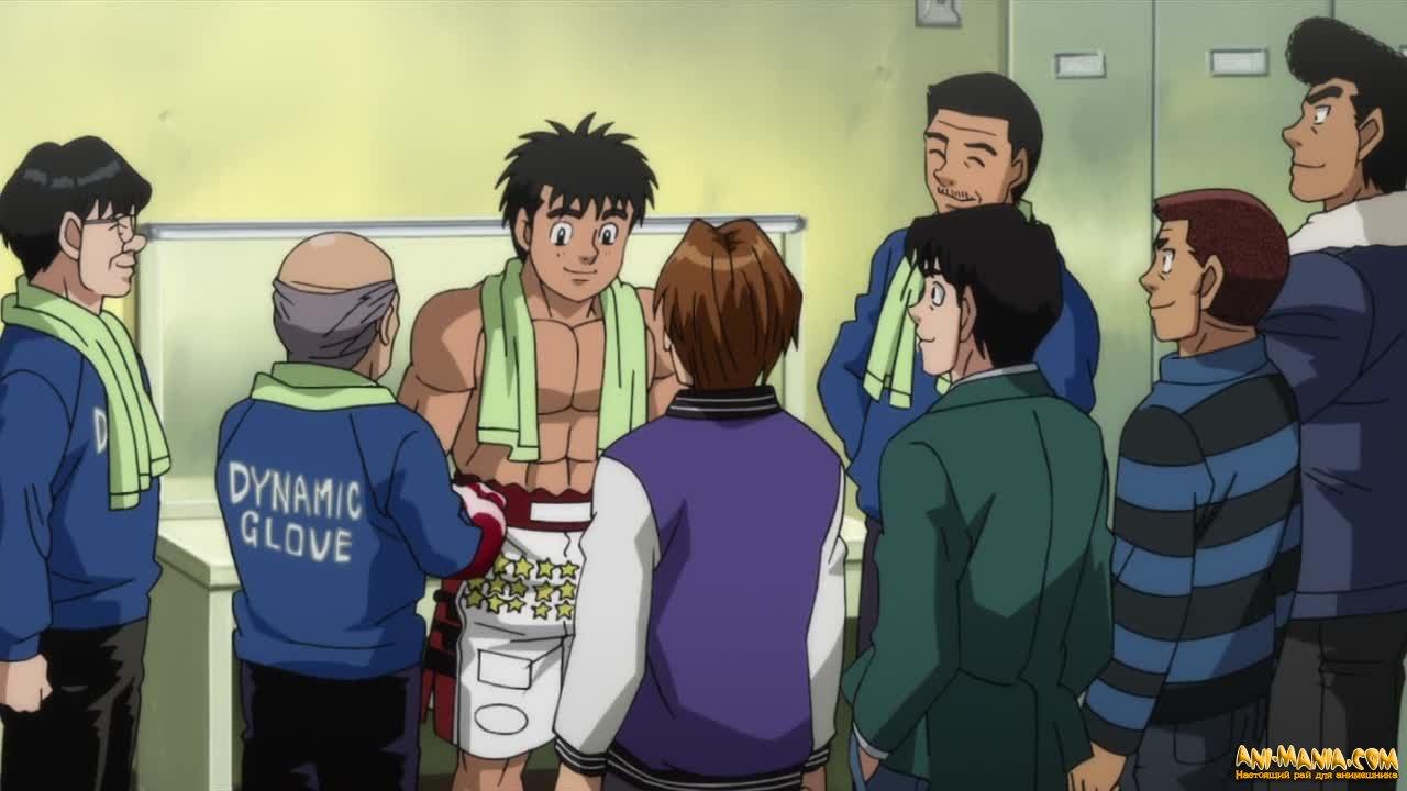 3 сезон аниме «Hajime no Ippo»