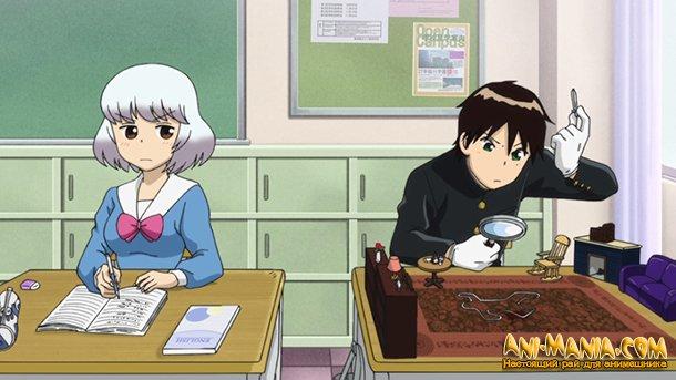 Экранизация манги «Tonari no Seki-kun»