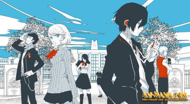 Фильм «Persona 3 The Movie -#1 Spring of Birth-»
