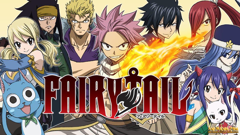 Завершение аниме «Fairy Tail»