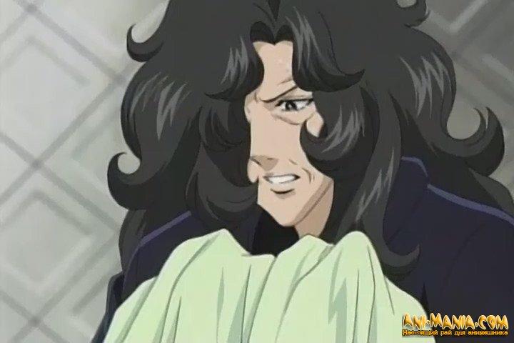 Пародийное аниме «Glass no Kamen Desu ga»