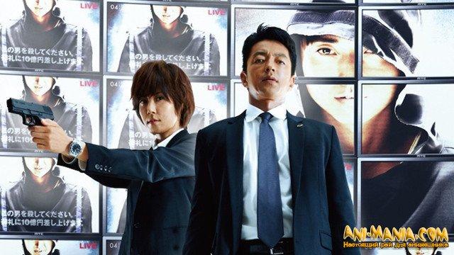 Live-action фильм по манге «Shinjuku Swan»