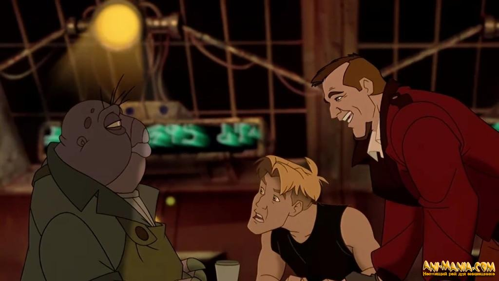 Нулевой эпизод аниме «Iron Vendetta»