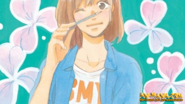 Live-action по манге «Otoriyose Ouji Iida Yoshimi»