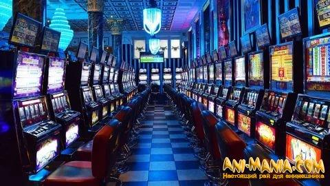 Разнообразие автоматов в казино PinUp