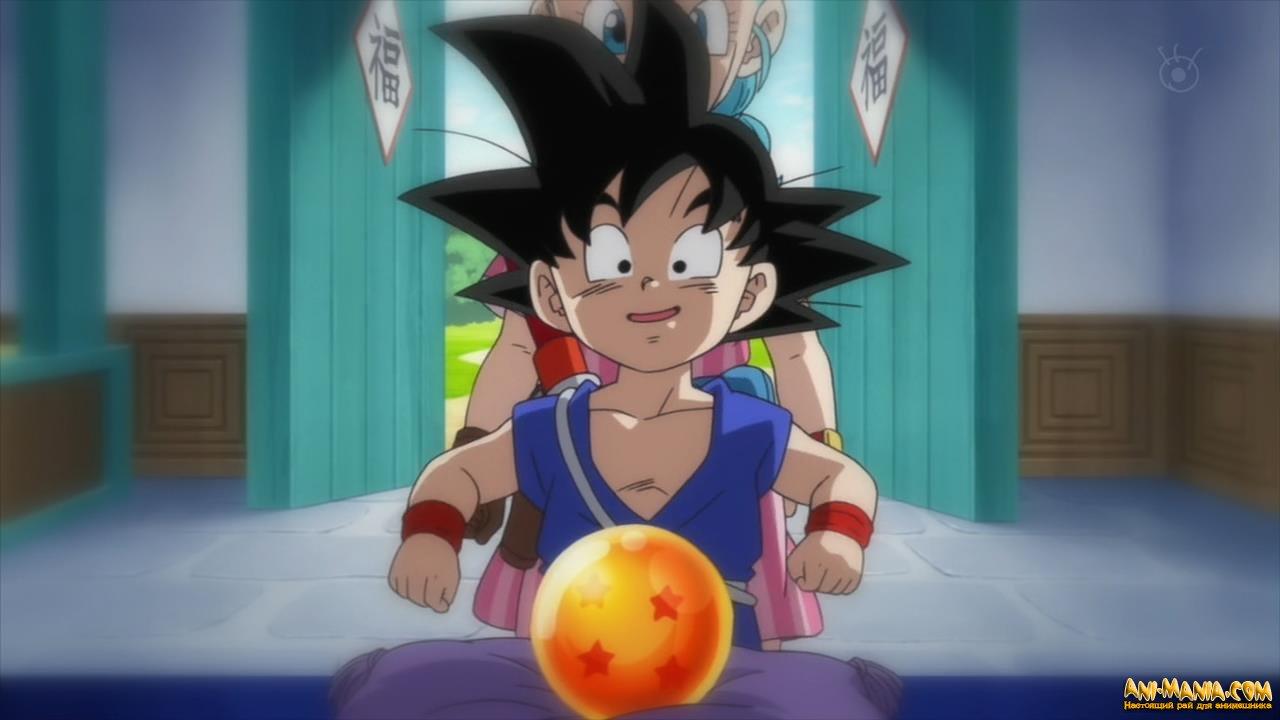 Фильм «Dragon Ball Z: Kami to Kami»