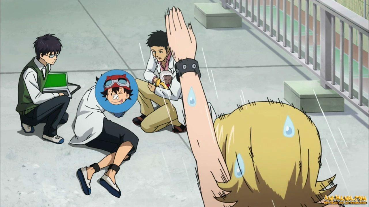 Новая дата выхода OVA «Sket Dance»