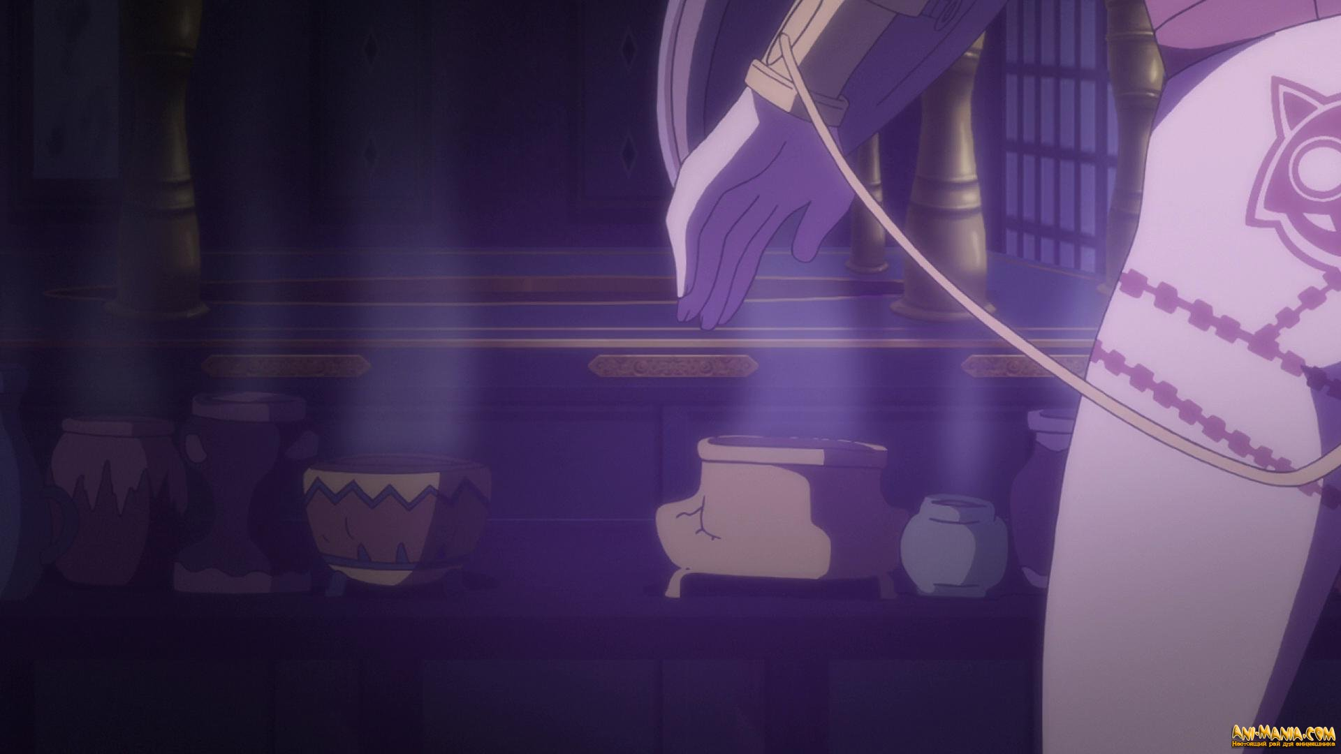 OVA «Queen's Blade: Vanquished Queens!»