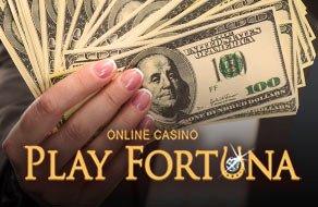 Веселые игры в онлайн казино Плейфортуна