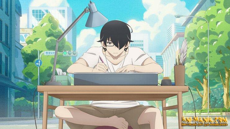 «Скрытые вещи» — персонажный трейлер аниме о сложной семейной жизни автора эротической манги