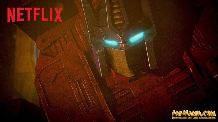 «Трансформеры. Трилогия войны за Кибертрон» — подробности нового сериала о войне знаменитых роботов