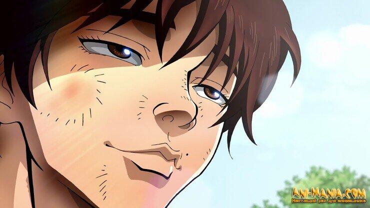 Спин-офф манги «Баки» получит аниме-адаптацию