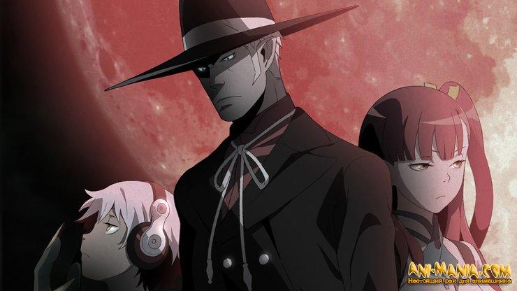 Монстры сражаются с монстрами в трейлере аниме-фильма «БЭМ: Стать человеком»