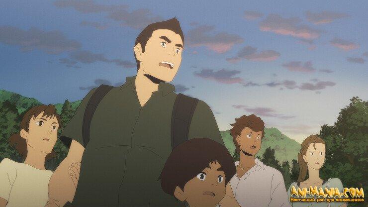 Осенью в японский прокат выйдет аниме-фильм «Япония тонет 2020»