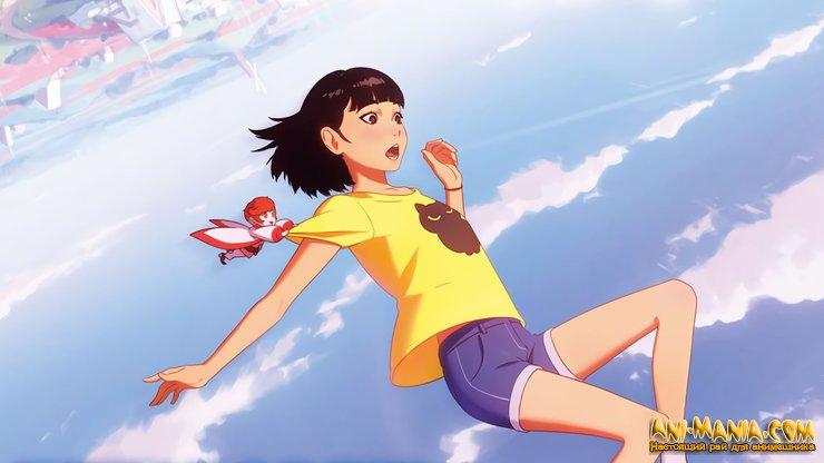 Аниме-фильм «В стране чудес» выйдет сразу в российских онлайн-кинотеатрах