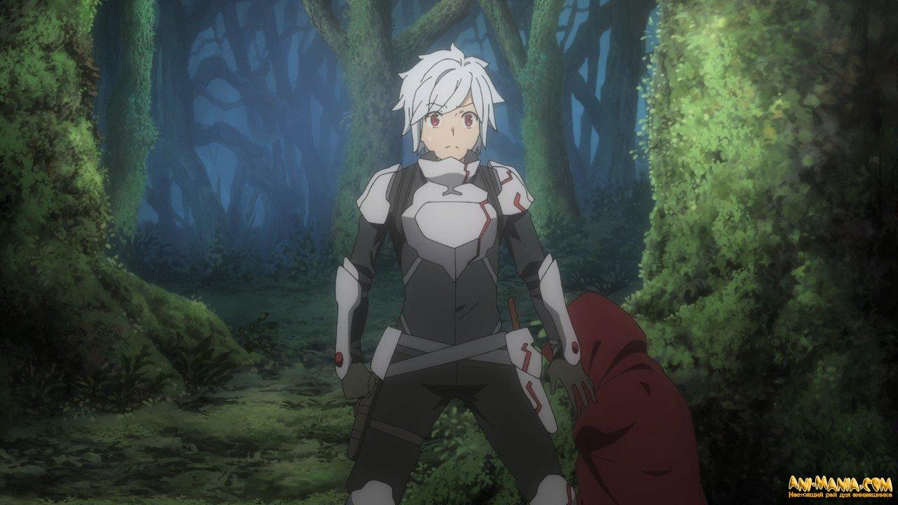 «Разве плохо искать себе пару в подземелье?» — анонс четвертого сезона и новой фансервисной OVA
