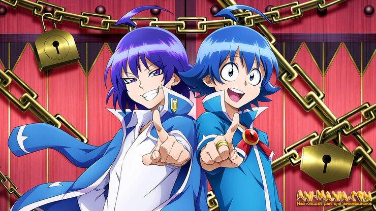 Второй сезон аниме «Добро пожаловать в ад, Ирума» получил дату премьеры