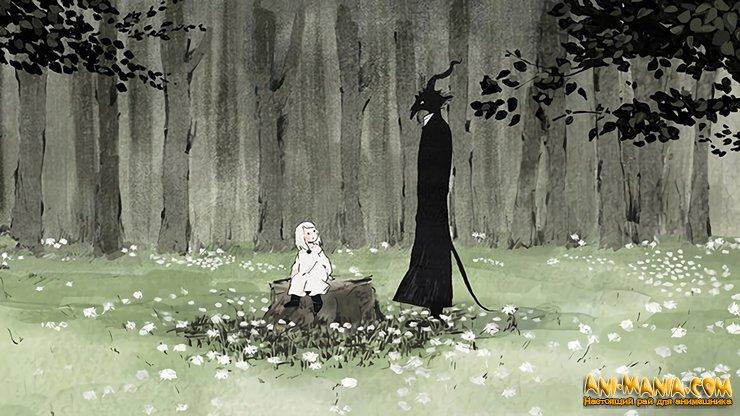 Создатели «Атаки титанов» работают над полнометражным аниме по манге «Девочка из Чужеземья»