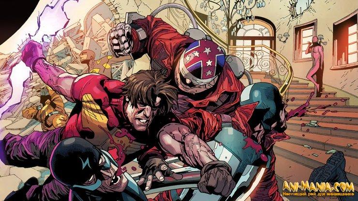 «Суперзлодеи» — первые подробности аниме от создателей сериала «Моя геройская академия» и автора комиксов «Особо опасен» и «Наследие Юпитера»