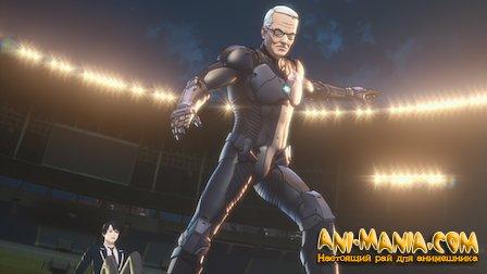 Анимационный CG-фильм «Ультрамен» от Netflix познакомит зрителей с новой версией супергероя