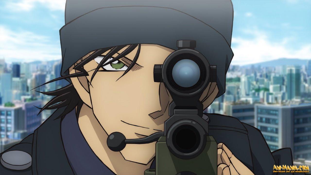 «Детектив Конан: Алая пуля» стал третьим по кассовости фильмом серии
