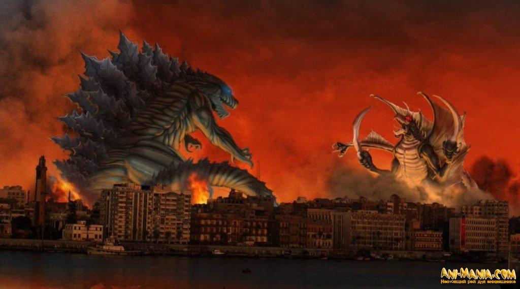 Оригинальное аниме о Короле монстров «Годзилла: Сингулярность» вышло на Netflix за пределами Японии