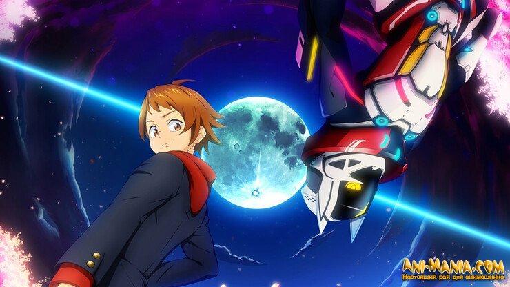 Создатели аниме «Щикидзакура» представили его закрывающую музыкальную тему в новом тизере