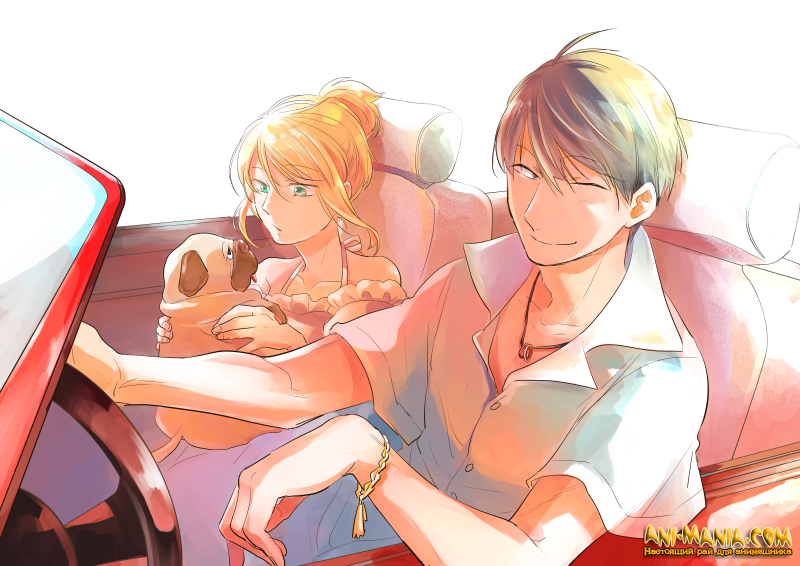 «Убивающая любовь» — первый трейлер и сэйю для аниме об убийственных романтических отношениях