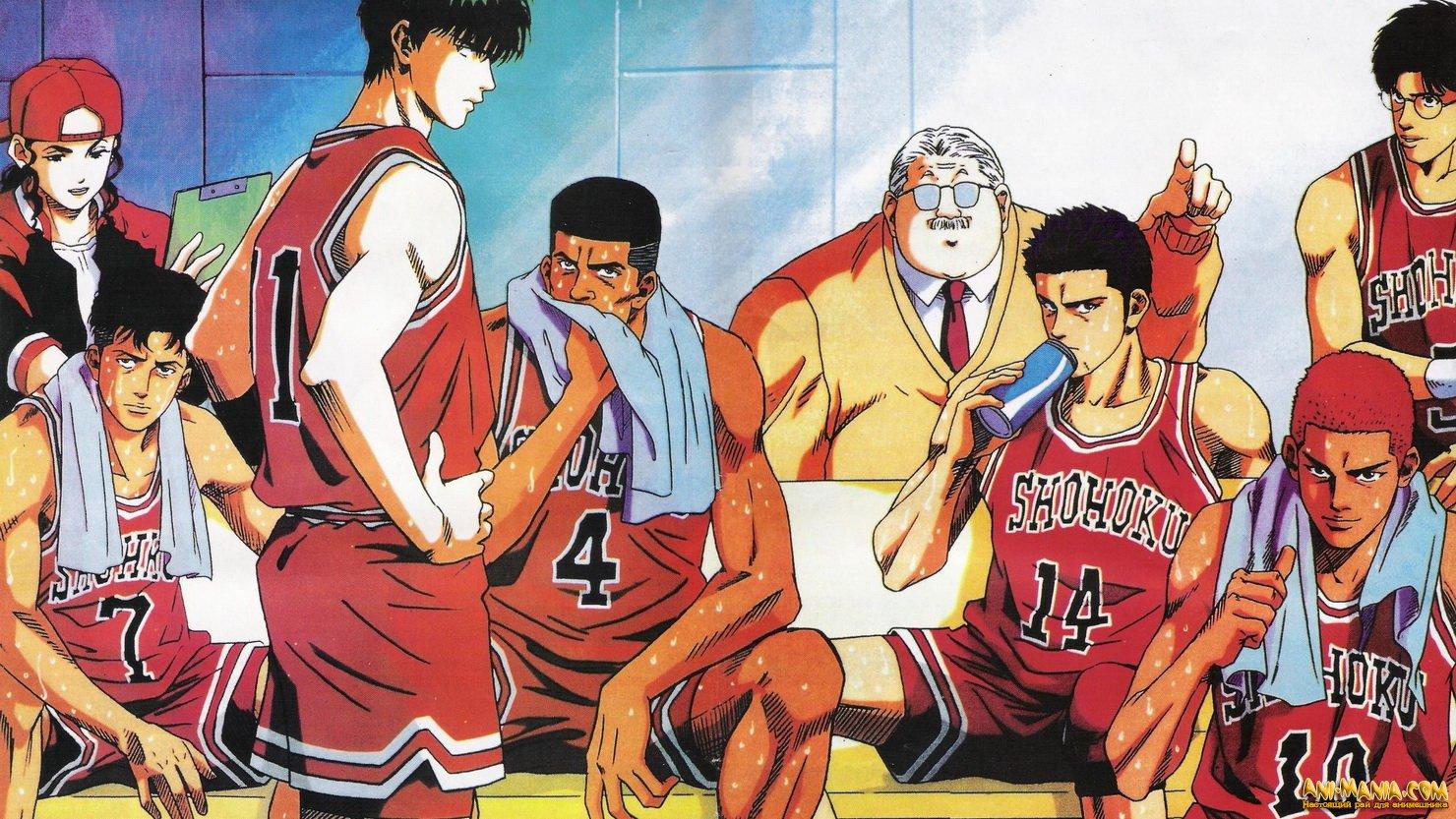 «Слэм-данк в кино» — дата выхода и другие подробности аниме-фильма по самой популярной спокон-манге
