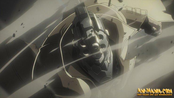Последняя глава фантастической манги «Жизнь без оружия» выйдет в сентябре