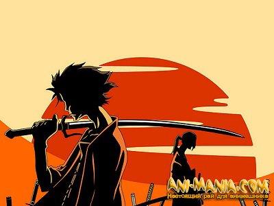 Samurai Champloo АМВ