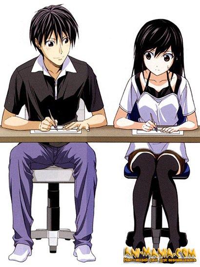 Мангака и ассистентка OVA (3 серии)